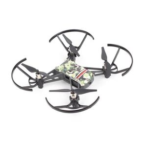 DRONE Maquette d'avion 3PC Cool Waterproof PVC Stickers
