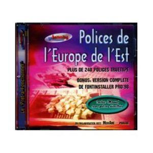 BUREAUTIQUE Polices de L'Est
