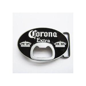 CEINTURE ET BOUCLE boucle de ceinture ouvre bouteille biere corona ov ae187118258