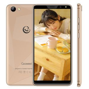 Téléphone portable Smartphone Gooweel M5 Plus 5,99 pouces (ratio 18: