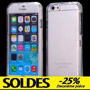 coque integrale iphone 6 translucide
