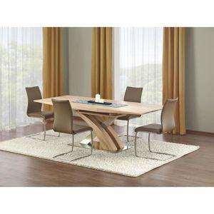 Table Sonoma Chêne De Salle Extensible Sandor Justhome Manger À A35jqc4RL