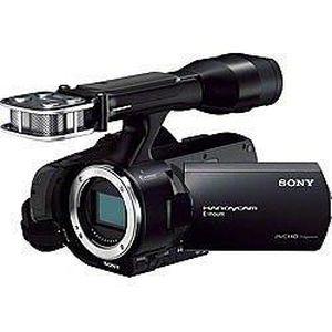 CAMÉSCOPE NUMÉRIQUE Sony SONY objectif interchangeable HD caméra vidéo