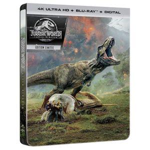 BLU-RAY FILM Jurassic World Fallen Kingdom Bluray 4K 2018