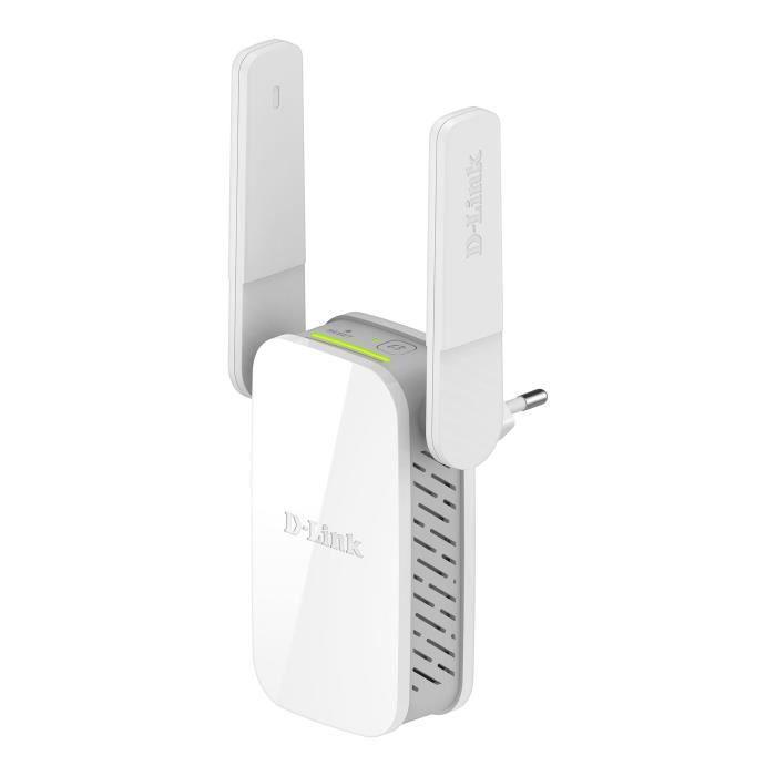 D-Link Répéteur DAP-1610 sans fil - Wi-Fi - Bande double - Tension CC