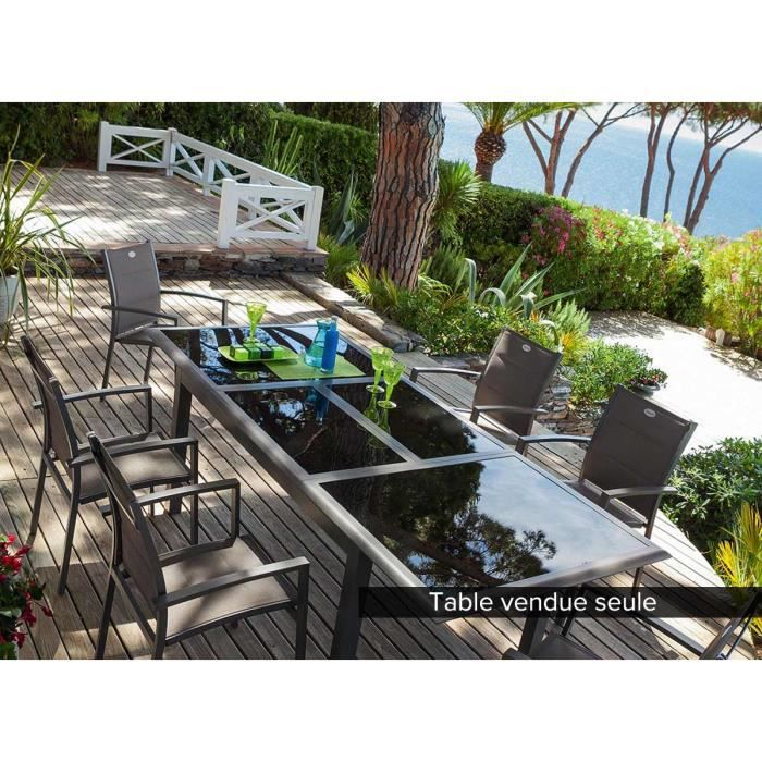 Awesome Table De Jardin Extensible Taupe Ideas - Awesome Interior ...