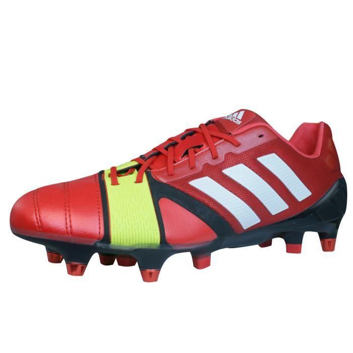 timeless design 7a530 04544 CHAUSSURES DE FOOTBALL adidas Nitrocharge 1.0 XTRX SG H…