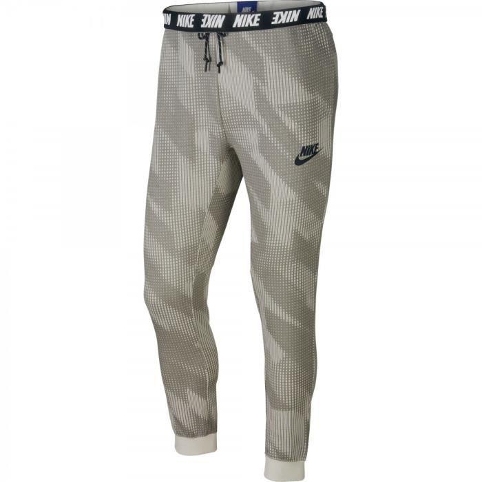 Pantalon de survêtement Nike Sportswear Advance 15 - 885939-072 Gris ... 79a0a831905