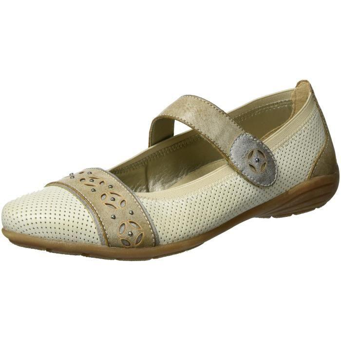 Ballet Remonte Taille 2 Flats D4626 Femmes 1 42 1k4xjl q5vgvCp