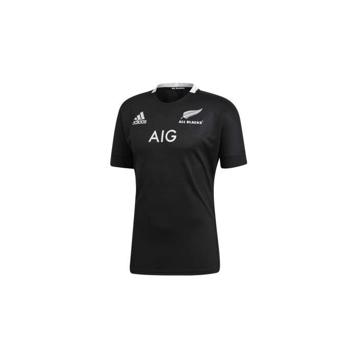 cheap for discount 99918 e2b43 MAILLOT DE RUGBY Maillot rugby All Blacks, réplica domicile 2018 20