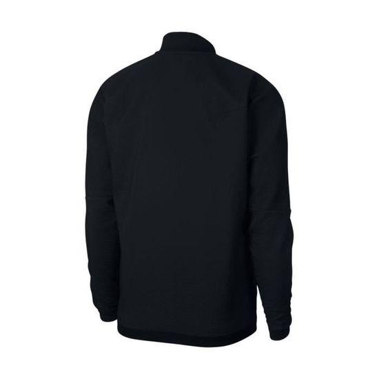 47cff899932 Veste Nike Sportswear Tech Pack - 928561-010 Noir Noir - Achat   Vente  coupe-vent de sport - Cdiscount