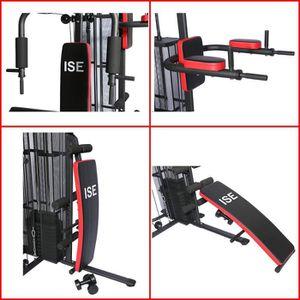 banc de musculation achat vente banc de musculation pas cher cdiscount page 11. Black Bedroom Furniture Sets. Home Design Ideas