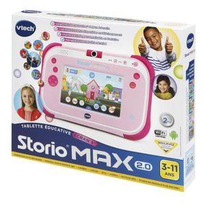 tablette storio 2 achat vente jeux et jouets pas chers. Black Bedroom Furniture Sets. Home Design Ideas