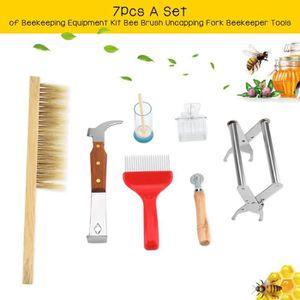 MATÉRIEL SYSTÈME NICOT 10pcs Système d'élevage cultivating kit abeille br