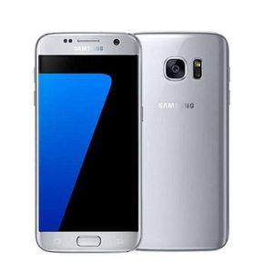 SMARTPHONE RECOND. Samsung S7 32GO Argent Samsung Galaxy SM G930 débl