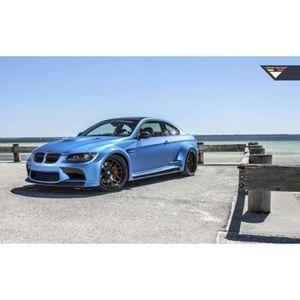 AFFICHE - POSTER Poster de la2014 Vorsteiner BMW E92 M3 GTRS3 (Dime