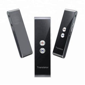 TRADUCTEUR ÉLECTRONIQUE Traducteur de langage intelligent Instant Voice Sp