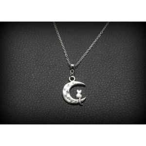 SAUTOIR ET COLLIER Bijou collier chaîne pendentif animal, animaux, ch