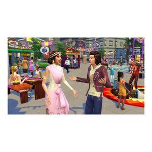 JEU PC Les Sims 4 City Living Win allemand
