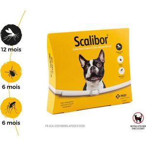ANTIPARASITAIRE Scalibor 48 cm pour petit et moyen chien