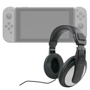 HOUSSE DE TRANSPORT Casque audio pour Console de jeux Nintendo Switch