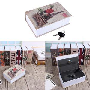 COFFRE FORT Coffre-fort secret livre dictionnaire cachette ant