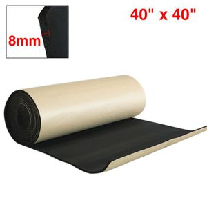 TAPIS 315mil 10.76sqft  auto son isolement silencieux Br