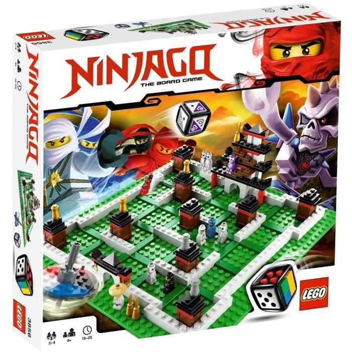 Lego jeu ninjago achat vente assemblage construction cdiscount - Jeux de lego sur jeux info ...