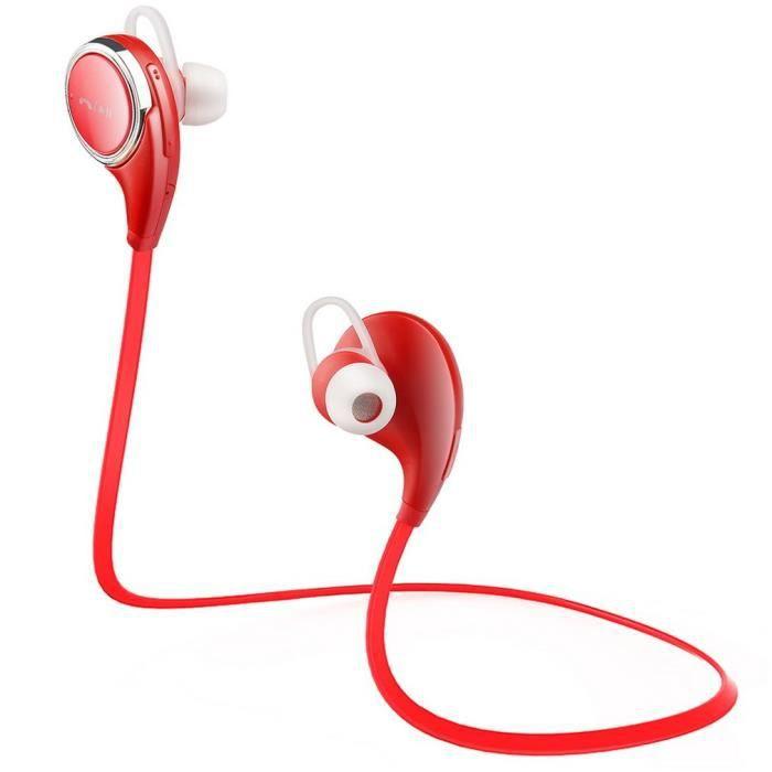 Ecouteurs Sport Sans Fil Bluetooth 4.0