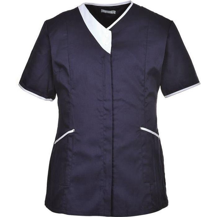 blouse de travail achat vente blouse de travail pas. Black Bedroom Furniture Sets. Home Design Ideas
