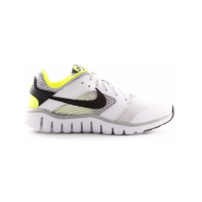 Raid Homme Nike Pour Cuir Flex De Chaussures Sport Blanc e2WDHEIY9b