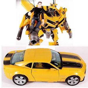 transformers bumblebee jouet achat vente jeux et jouets pas chers. Black Bedroom Furniture Sets. Home Design Ideas