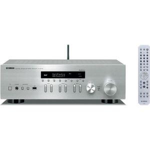 YAMAHA R N402D Amplificateur Hifi Connecté Argenté