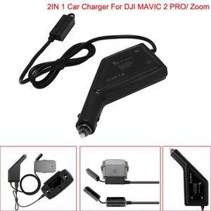 DRONE 2 en1 USB Chargeur allume-cigare Télécommande Char