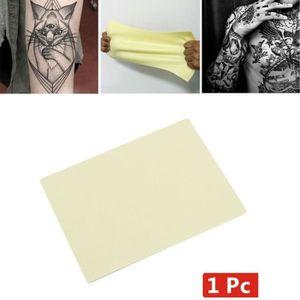 TATOO - BIJOU DE CORPS 1pcs En savoir Tattoo Blank faux tatouages Faux