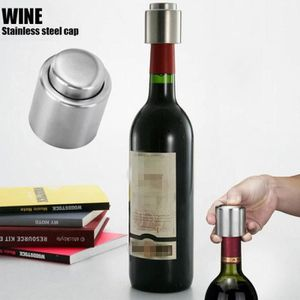 BOUCHON - DOSEUR   vin rouge Champagne Bouchon de bouteille inox