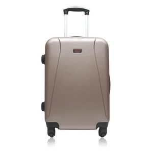 VALISE - BAGAGE Valise Grand Format ABS –Rigide – 75 cm LANZAROTE-