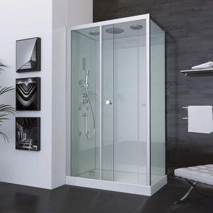 CABINE DE DOUCHE AURLANE Cabine de douche Zen 70x120cm