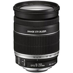 OBJECTIF Canon Téléobjectif EF-S18-200mm F3.5-5.6 IS APS-C