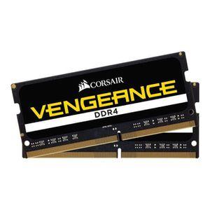 MÉMOIRE RAM CORSAIR Mémoire PC DDR4 - Sodimm - 32 Go (2 x 16 G