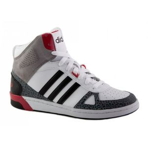 adidas neo baskets hoops team chaussures homme