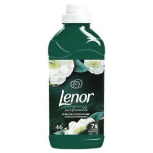 ADOUCISSANT LENOR Sensoriel émeraude Adoucissant 46 doses 1,15