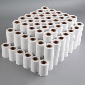 PAPIER THERMIQUE 100 rouleaux de papier thermique pour caisse enreg