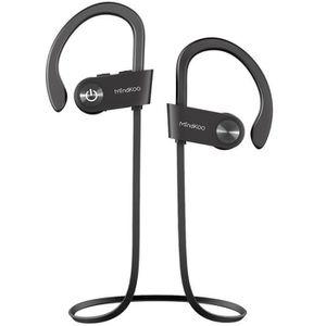 CASQUE - ÉCOUTEURS Casque Bluetooth MindKoo IPX6 Écouteurs sans fil é