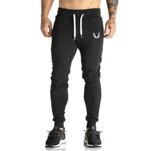 PANTALON DE SUDATION Zencart Hommes Sportswear Pantalon Casual élastiqu
