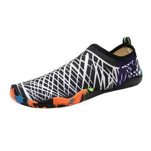 CHAUSSURES MULTISPORT Chaussettes de Sport Aquatique Unisese Tissu Yoga