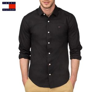 c27e198c0f131 Chemise Tommy hilfiger homme - Achat   Vente Chemise Tommy hilfiger ...
