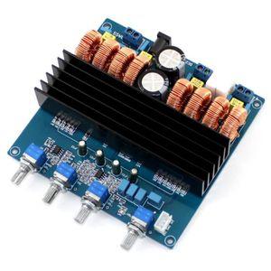 CONDENSATEUR Tda7498 200W+100W+100W 2.1 Carte D'Amplificateur d