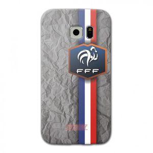 COQUE - BUMPER URCOVER Coque Equipe de France pour Samsung Galaxy