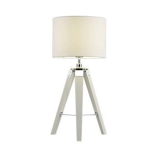 Lampe de table design trepied Gent Achat Vente Lampe de